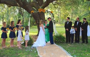 Weddings at Graham Creek Nature Preserve
